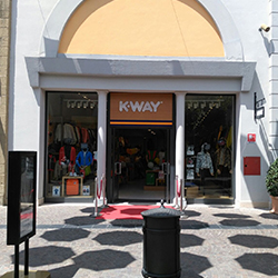 newest 6b9a2 ad4d3 K-WayOutlet Castel Romano